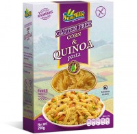 Corn & Quinoa Nudeln Fusilli - glutenfrei