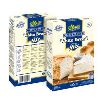 White Bread Mix - glutenfrei