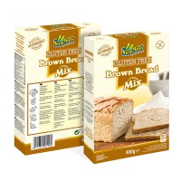 Brown Bread Mix - glutenfrei