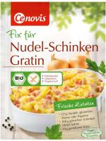 Fix für Nudel-Schinken Gratin - glutenfrei