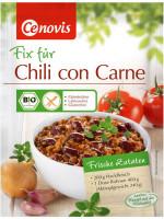 Fix für Chili con Carne - glutenfrei