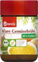 Klare Gemüsebrühe 30% Gemüse - glutenfrei