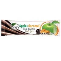 Fruchtriegel Apfel Karamel - glutenfrei