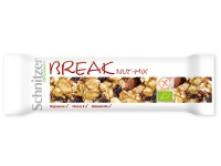 Bio Break Nuss-Mix Riegel - glutenfrei