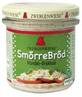 SmörreBröd Mandel-Brokkoli - glutenfrei