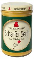 Scharfer Senf - glutenfrei