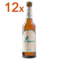 MHD*** 01.09.17 Die Weisse Weißbier 12 Fl. - glutenfrei