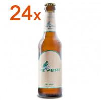 MHD*** 01.09.17 Die Weisse Weißbier 24 Fl. - glutenfrei