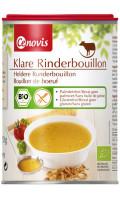 Klare Rinderbouillon - glutenfrei