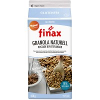 Granola Müsli Naturell - glutenfrei