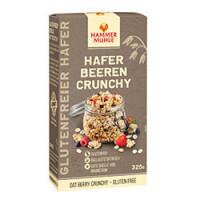 Hafer Beeren Crunchy - glutenfrei