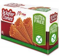 Glutenfreie Eistüten 8 Stück