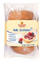 Helle Brötchen - glutenfrei