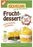 Ananas-Maracuja Fruchtgrütze - glutenfrei