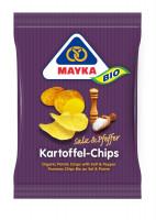 Bio Kartoffel-Chips Salz & Pfeffer - glutenfrei