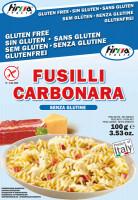 Fertiggericht Fusilli Carbonara - glutenfrei