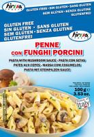 Fertiggericht Penne Funghi - glutenfrei
