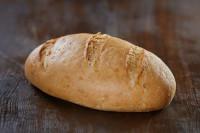 Weißbrot frisch gebacken - glutenfrei