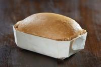 Toastbrot frisch gebacken - glutenfrei