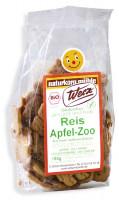 Reis-Apfel-Zirkustierle - glutenfrei