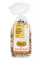 3-Korn Mandel Müsli - glutenfrei