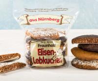 Glutenfreie Elisen-Lebkuchen 3-fach sortiert - glutenfrei