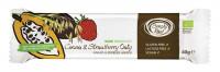 MHD*** 6.06.17 Riegel Kakao Erdbeer Haferli - glutenfrei