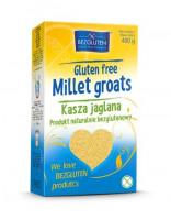 Millet groats Hirsegrütze - glutenfrei