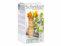 Bio Crispies Nature - glutenfrei