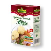 Vogtländische / Thüringische Klöße (8 Stück) - glutenfrei