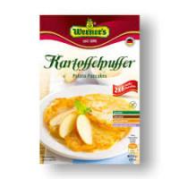 Kartoffelpuffer - glutenfrei