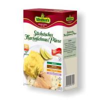 Kartoffelmus mit Röstzwiebeln - glutenfrei