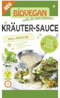Kräuter-Sauce - glutenfrei
