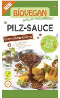 Pilz-Sauce - glutenfrei