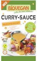 Curry-Sauce - glutenfrei