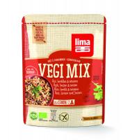 Vegi Mix Reis, Linsen und Sesam - glutenfrei