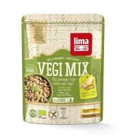 Vegi Mix Wildreis, Soja, Ingwer und Zitrone - glutenfrei