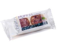 Bio Muffin + Blueberry - glutenfrei