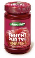 Bio Frucht Pur Himbeere - glutenfrei
