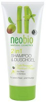 2in1 Shampoo & Duschgel - glutenfrei