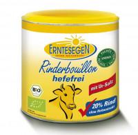 Rinderbouillon hefefrei - glutenfrei