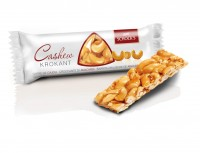 Cashew Krokant Riegel - glutenfrei
