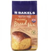 Brot-Mix Multisaat - glutenfrei