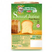 Pane Bianco Toastbrot - glutenfrei