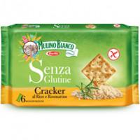 Cracker mit Rosmarin - glutenfrei