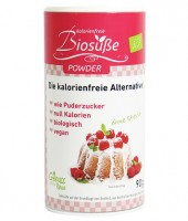 Kalorienfreie Biosüße Powder - glutenfrei
