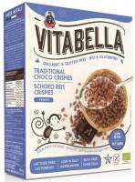 Vitabella Schoko Reis Crispies - glutenfrei