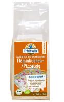 Bio-Backmischung Flammkuchen-/Pizzateig - glutenfrei