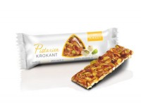 Pistazien Krokant Riegel - glutenfrei
