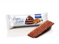 Sesam-Schoko Krokant Riegel - glutenfrei